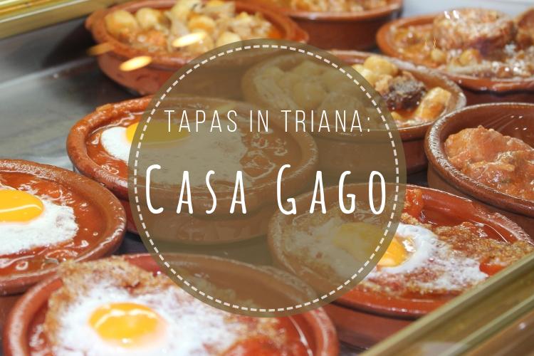 Tapas in Triana: Casa Gago